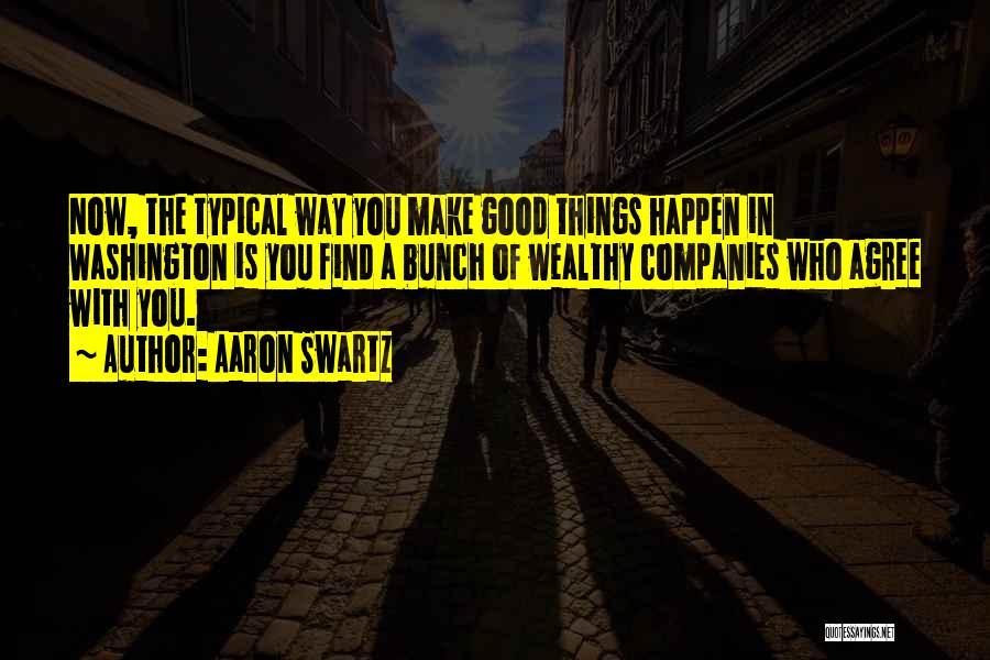 Aaron Swartz Quotes 1021883