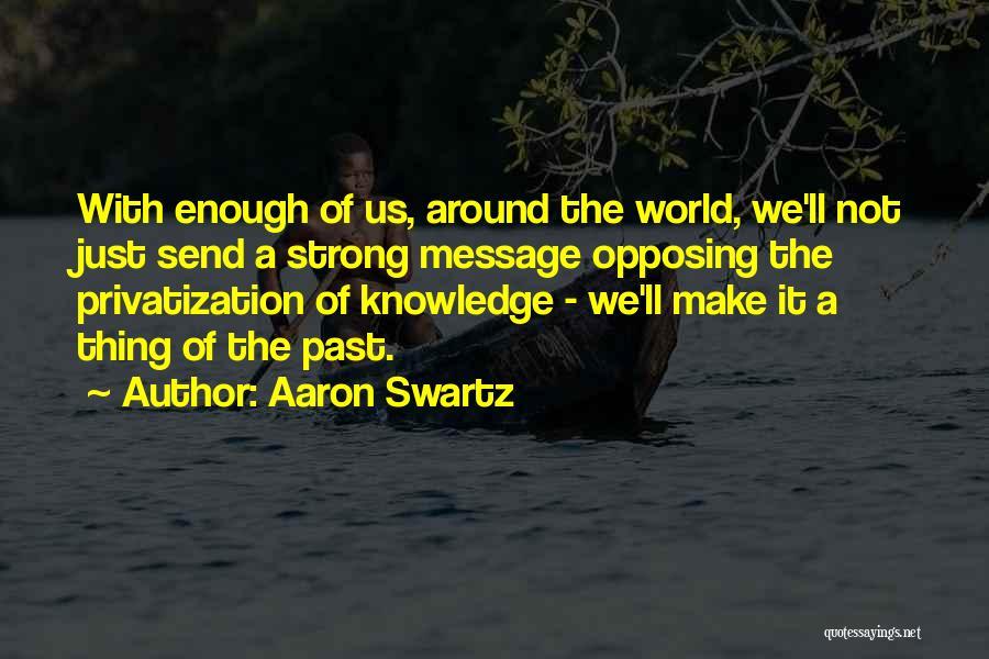Aaron Swartz Quotes 1234355