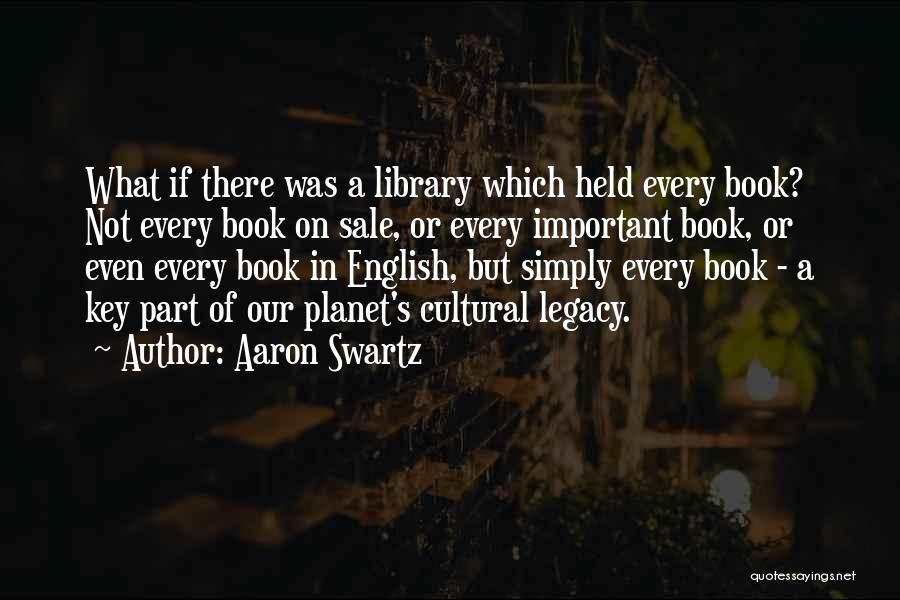 Aaron Swartz Quotes 1378494