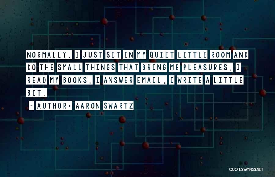 Aaron Swartz Quotes 1391236