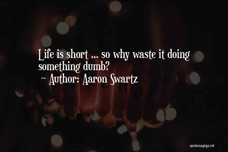 Aaron Swartz Quotes 1406314