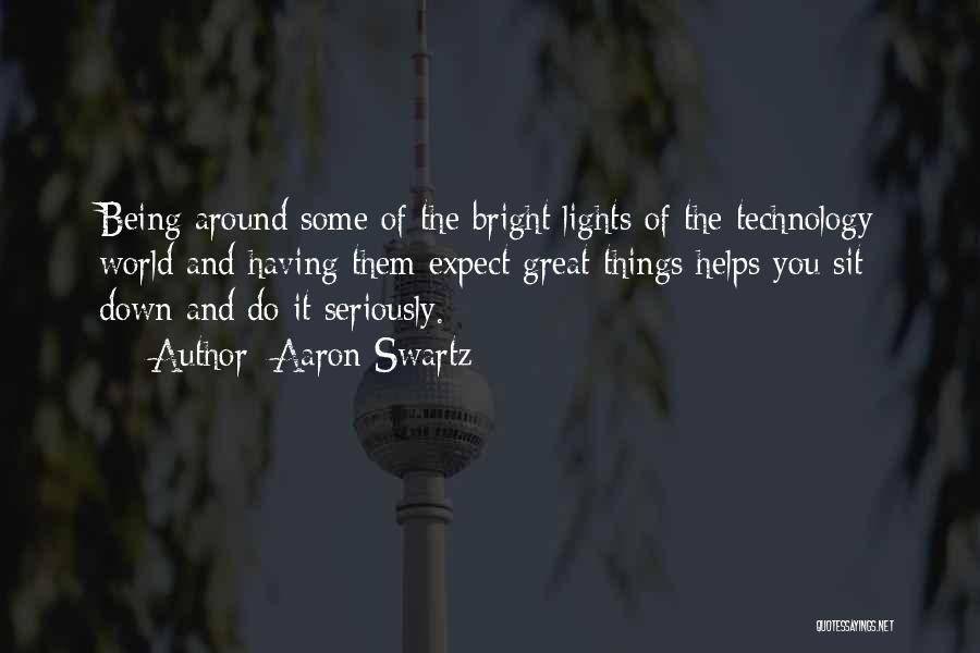 Aaron Swartz Quotes 1453162