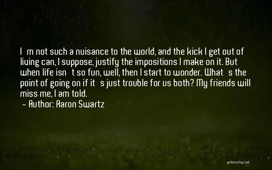 Aaron Swartz Quotes 1682028