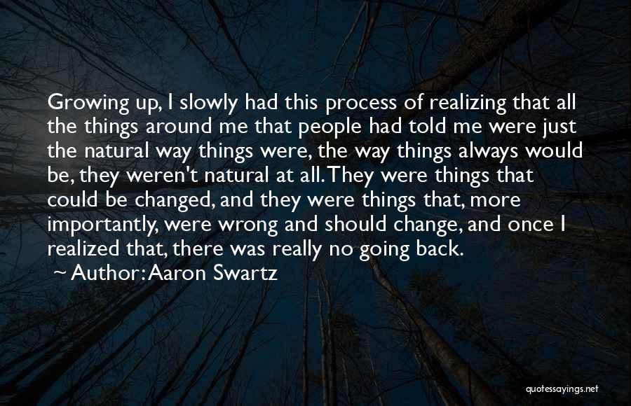 Aaron Swartz Quotes 1781606