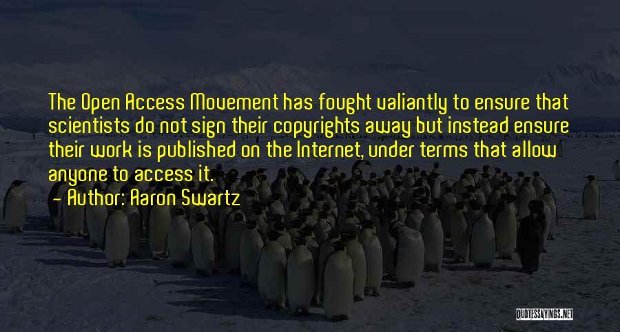 Aaron Swartz Quotes 1855255