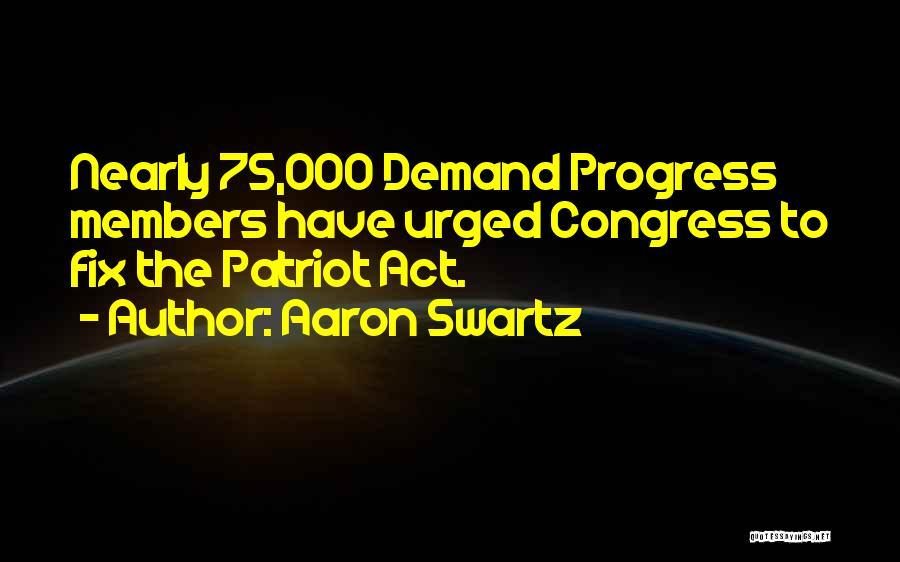 Aaron Swartz Quotes 2182083
