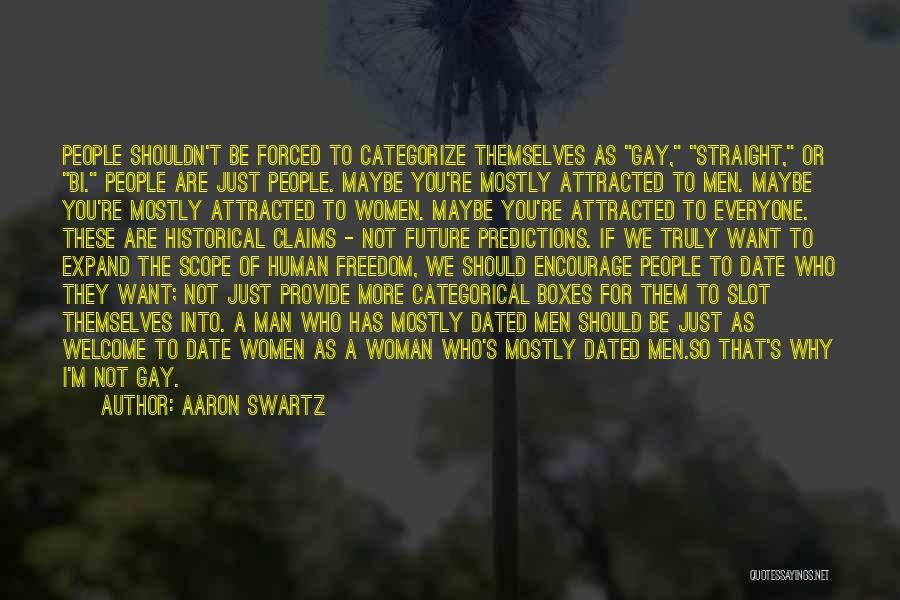 Aaron Swartz Quotes 225095