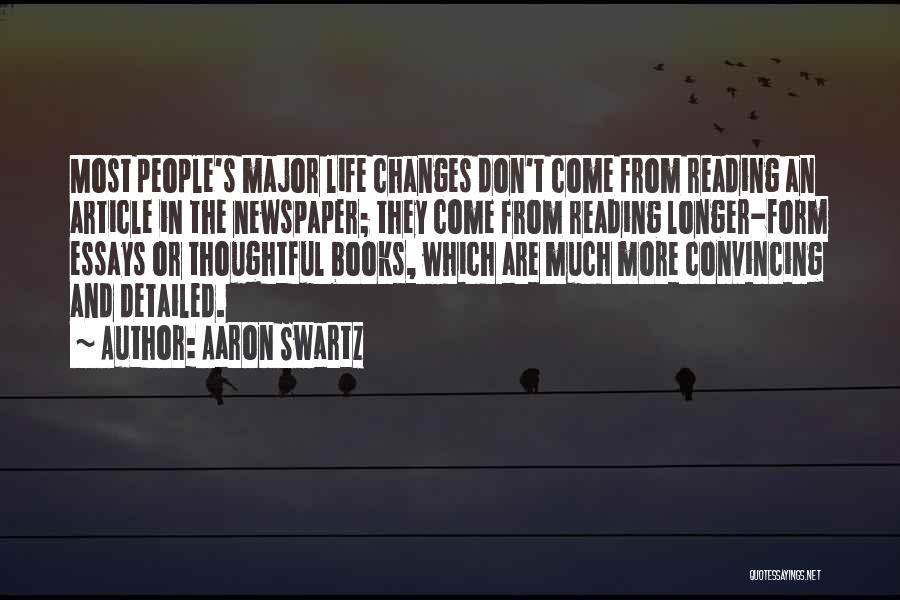 Aaron Swartz Quotes 242570