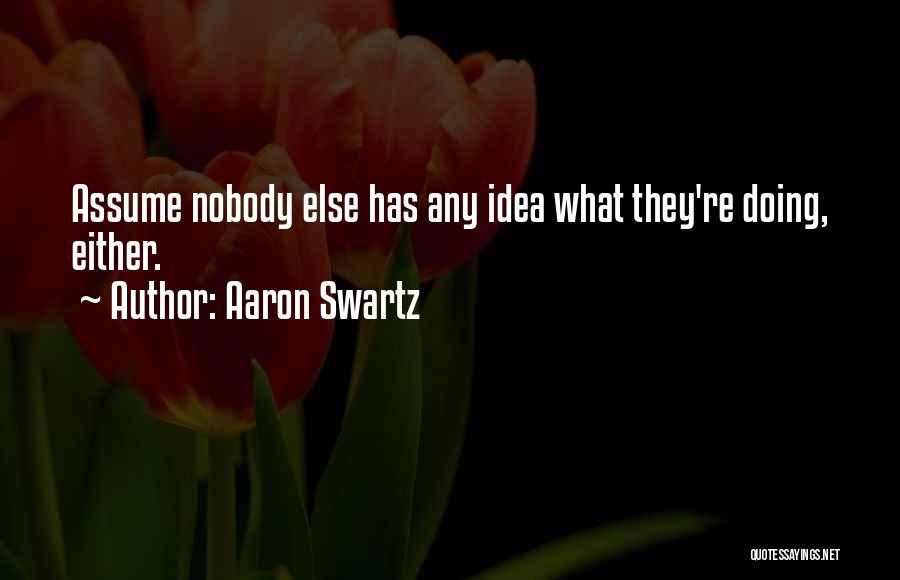 Aaron Swartz Quotes 308084