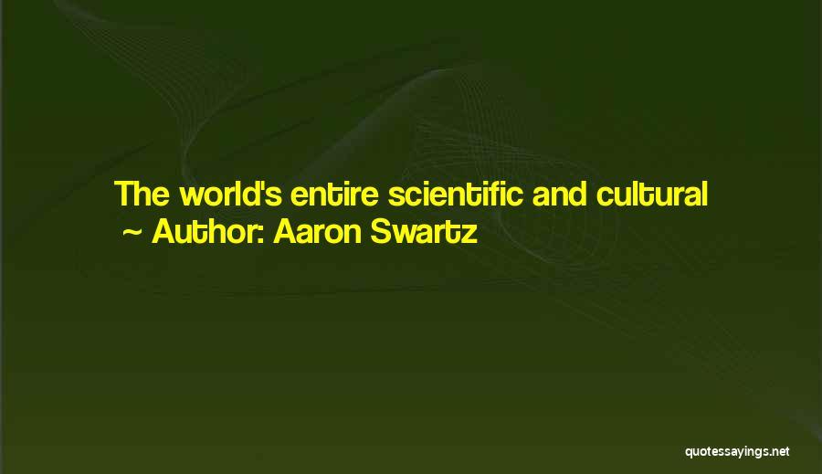 Aaron Swartz Quotes 341659