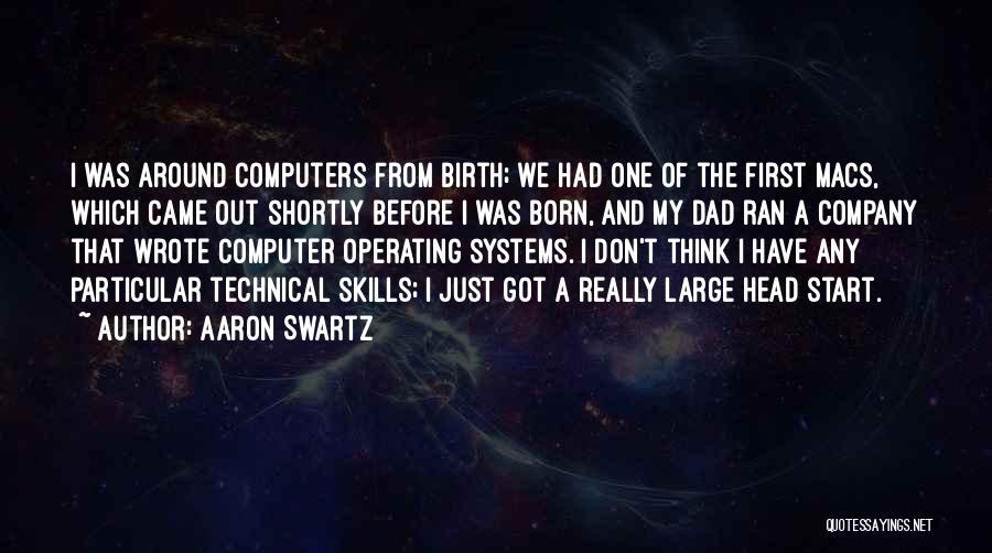 Aaron Swartz Quotes 413072
