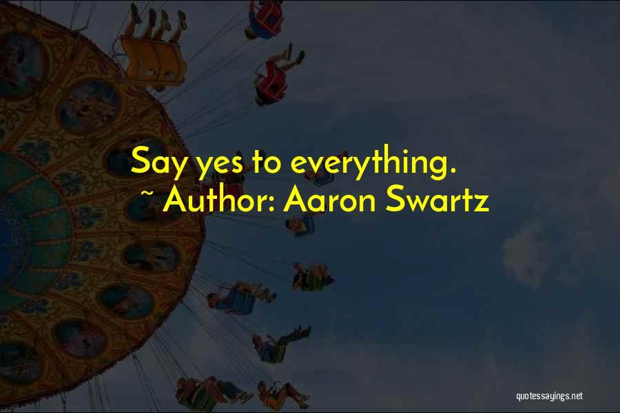 Aaron Swartz Quotes 510267