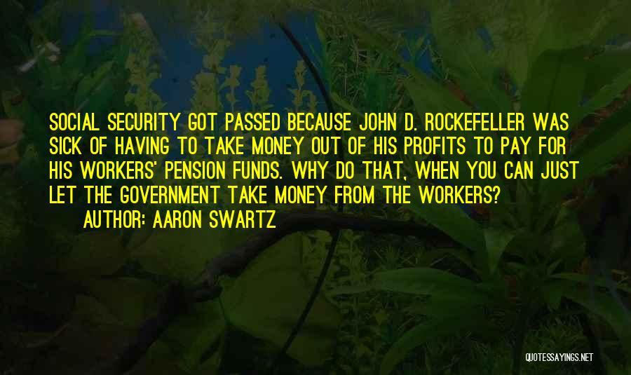 Aaron Swartz Quotes 569409
