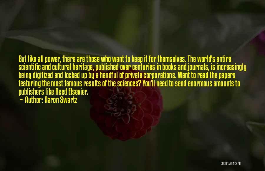 Aaron Swartz Quotes 603401
