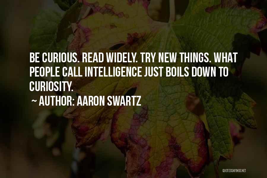 Aaron Swartz Quotes 632750