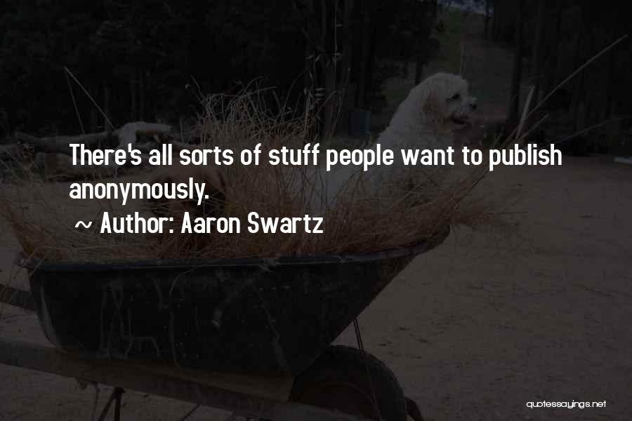 Aaron Swartz Quotes 698076