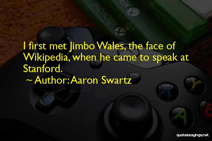 Aaron Swartz Quotes 756713