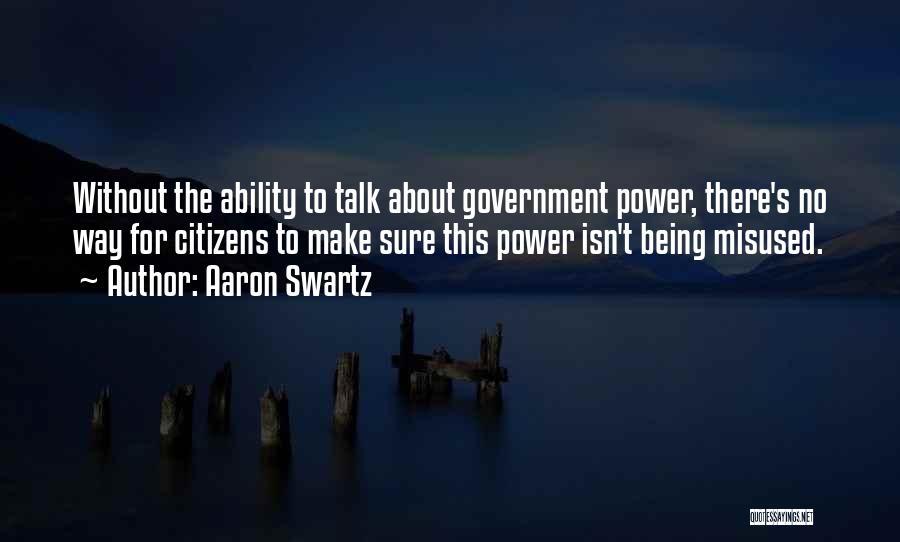 Aaron Swartz Quotes 764444
