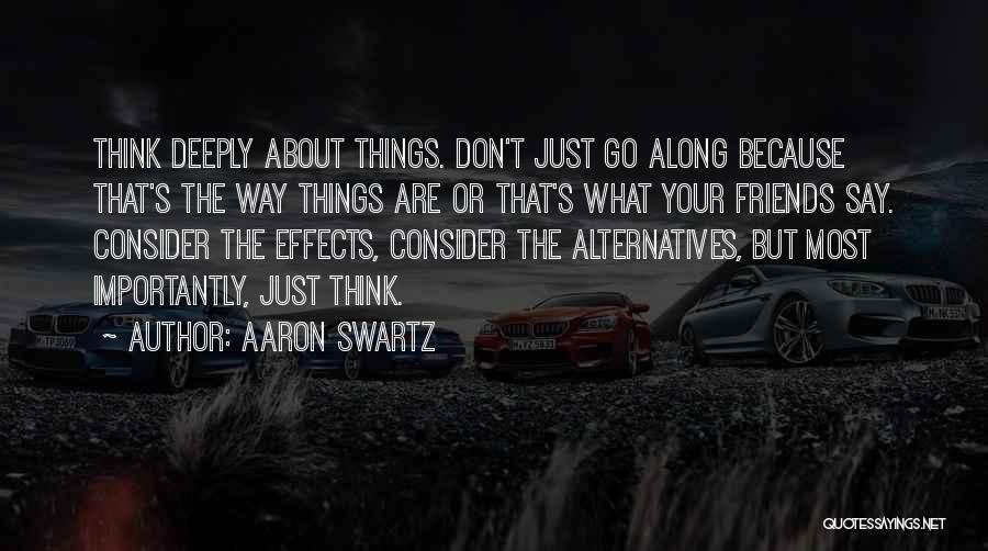Aaron Swartz Quotes 91776