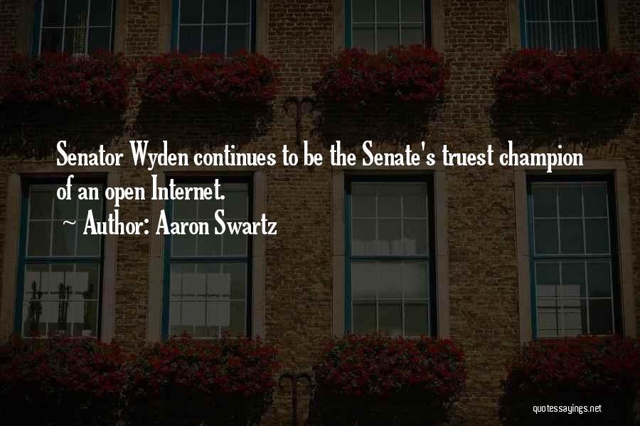 Aaron Swartz Quotes 973714