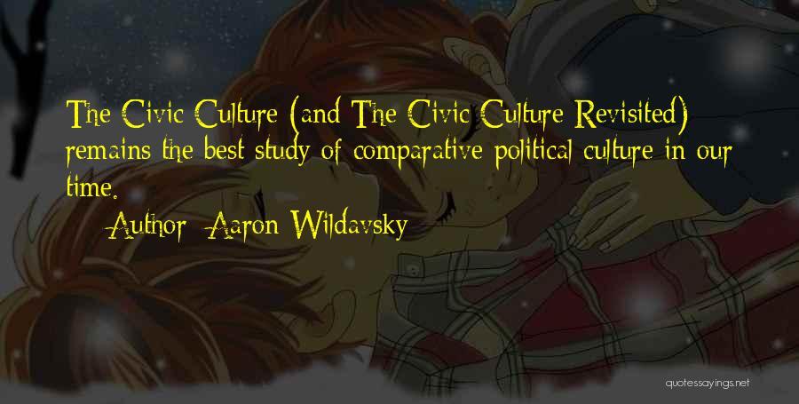 Aaron Wildavsky Quotes 817555