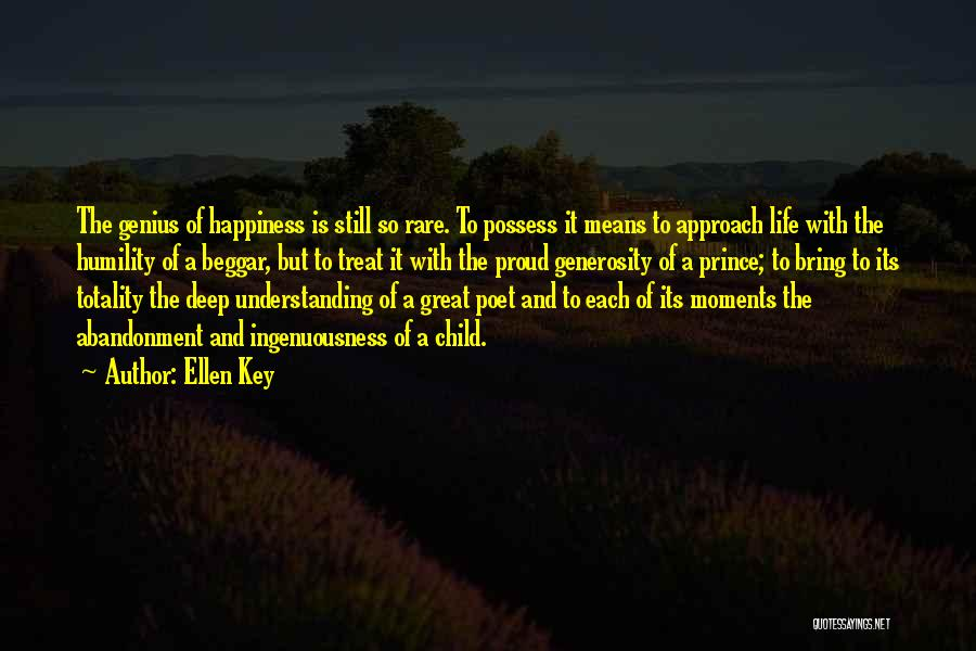 Abandonment Of A Child Quotes By Ellen Key