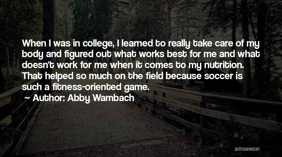 Abby Wambach Quotes 123460