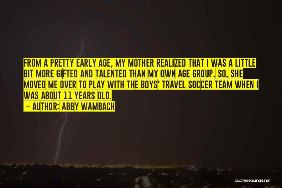 Abby Wambach Quotes 1365791