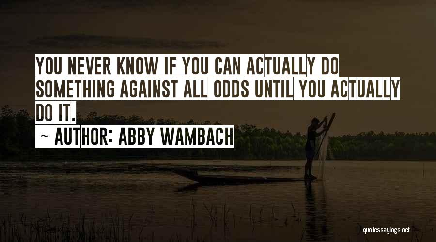 Abby Wambach Quotes 1406326