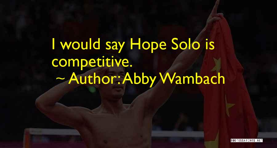 Abby Wambach Quotes 1549273
