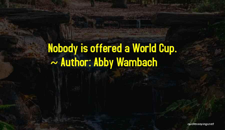 Abby Wambach Quotes 1675795