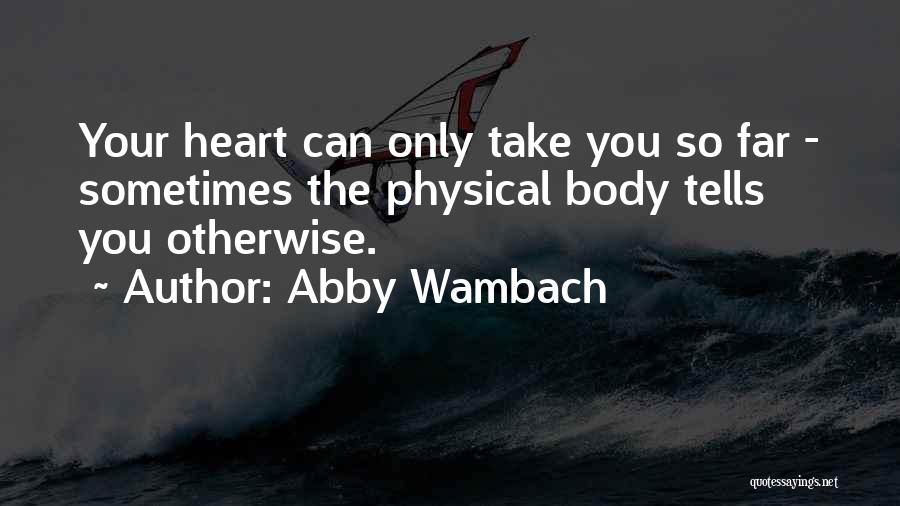 Abby Wambach Quotes 1703356