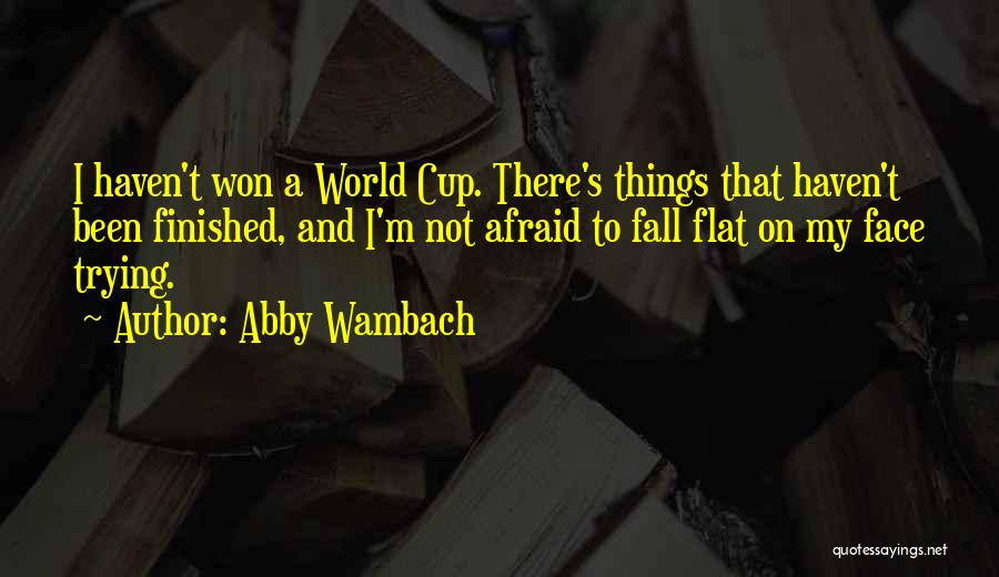 Abby Wambach Quotes 2250261
