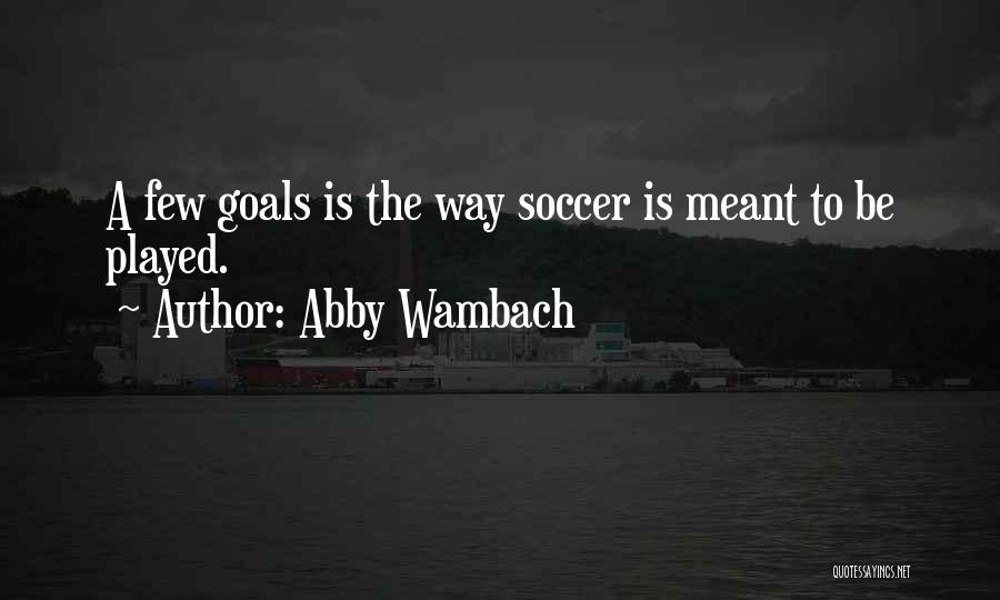 Abby Wambach Quotes 309426