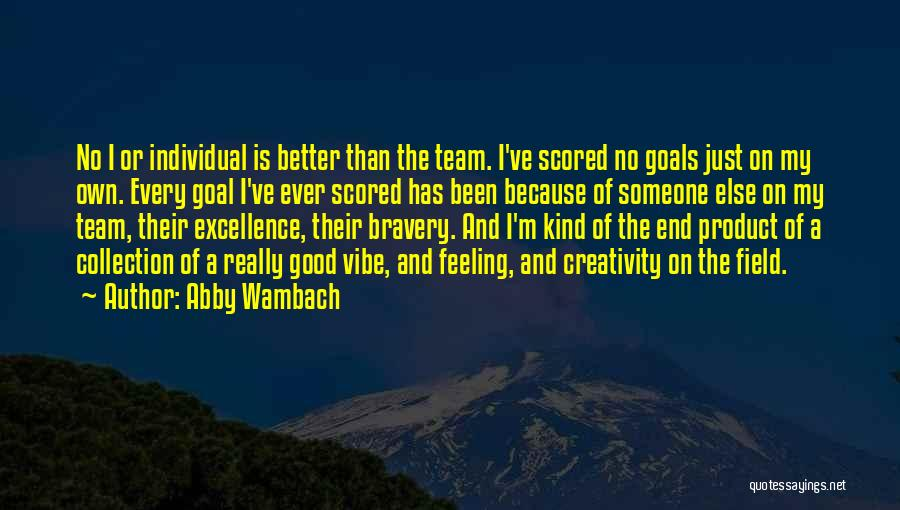 Abby Wambach Quotes 905035