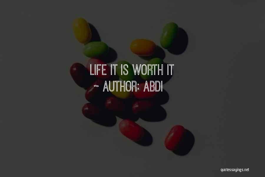 Abdi Quotes 717578