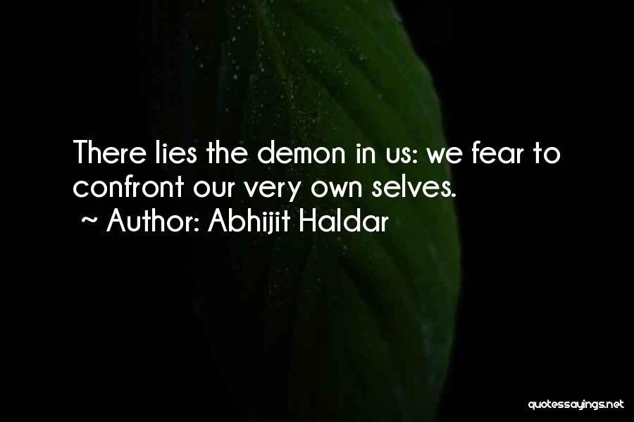 Abhijit Haldar Quotes 866817
