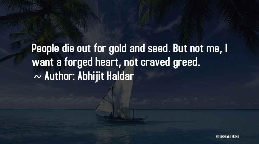Abhijit Haldar Quotes 932081