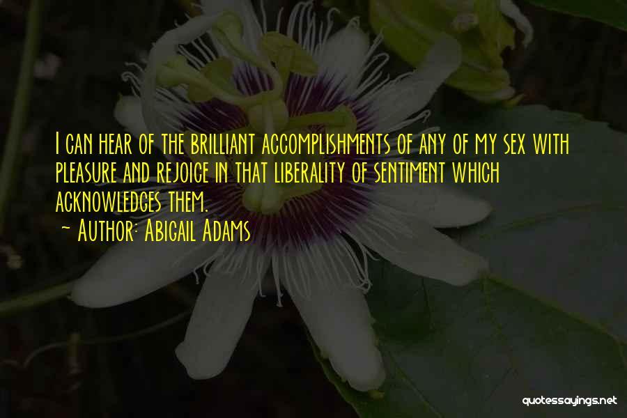 Abigail Adams Quotes 1072329