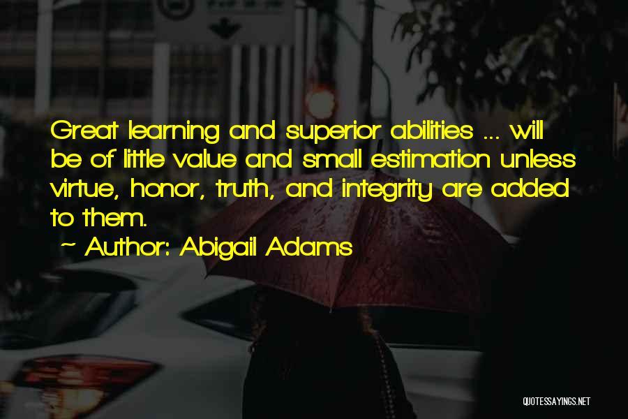 Abigail Adams Quotes 1407247