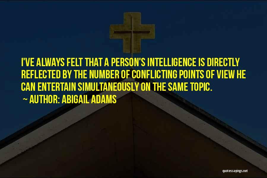 Abigail Adams Quotes 1471609