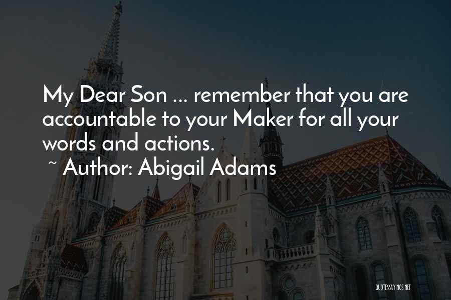 Abigail Adams Quotes 1522940