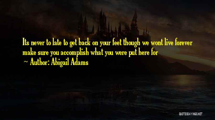 Abigail Adams Quotes 1569497