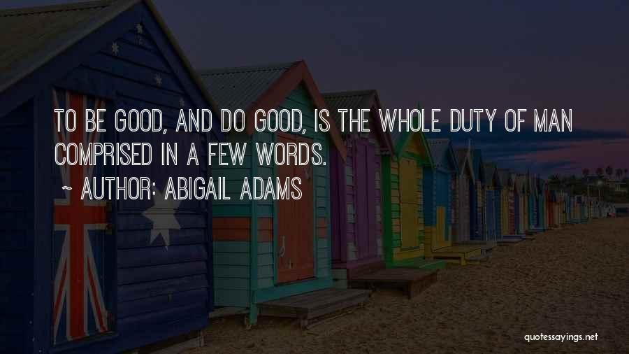 Abigail Adams Quotes 210630