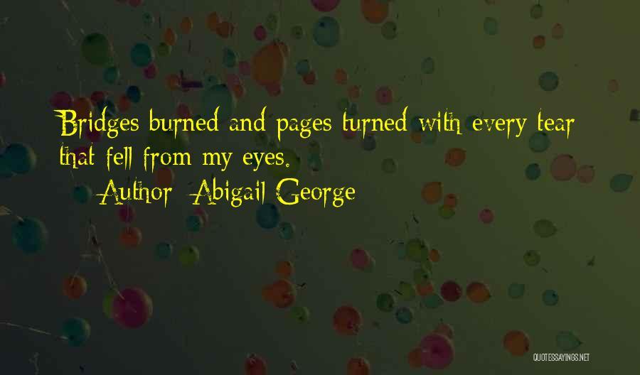 Abigail George Quotes 1046133