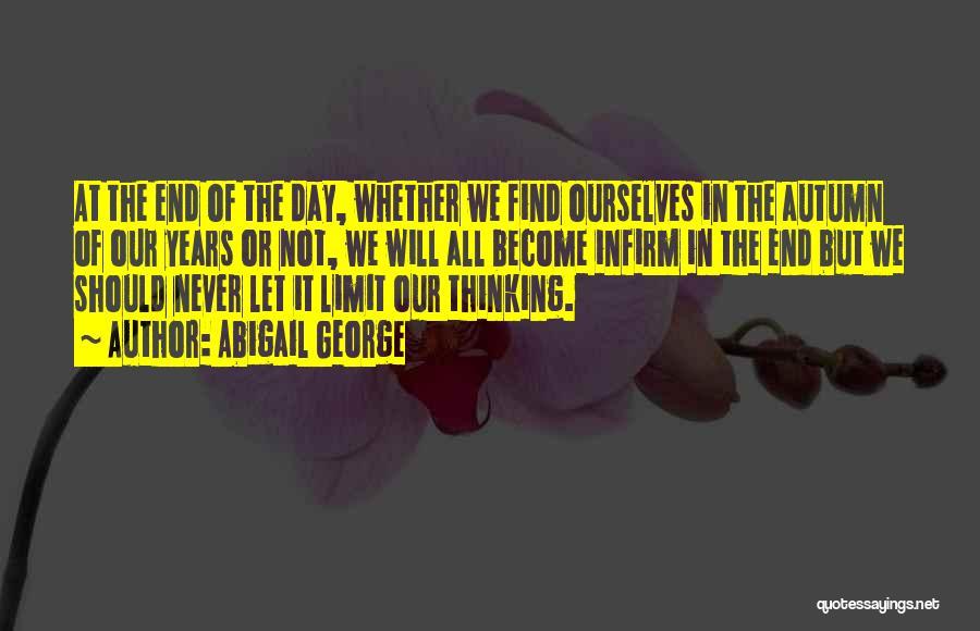 Abigail George Quotes 1575755