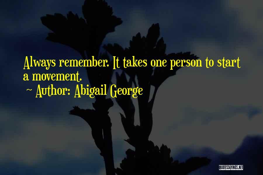 Abigail George Quotes 2246171