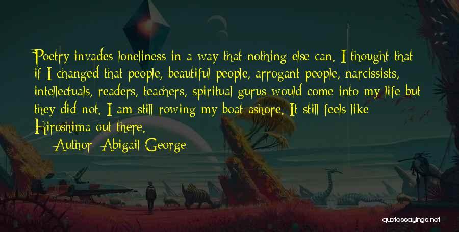 Abigail George Quotes 348743