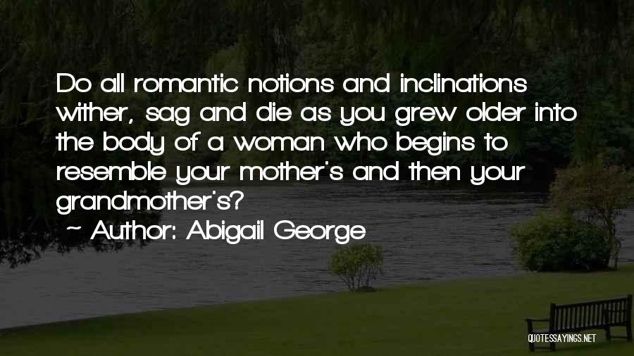Abigail George Quotes 534686