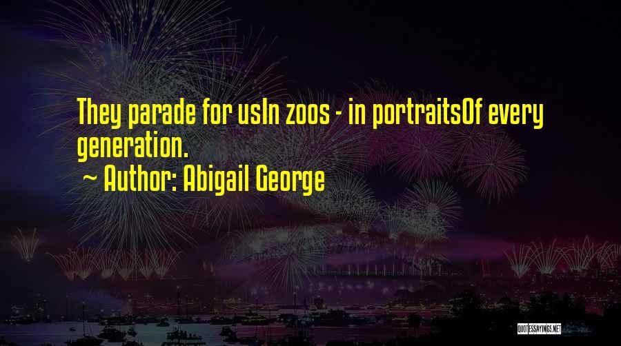 Abigail George Quotes 827957